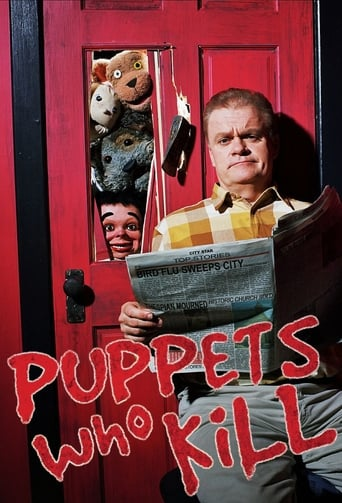 Poster of Puppets Who Kill