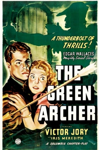 Poster of The Green Archer
