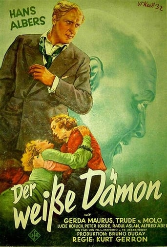 Poster of The White Demon