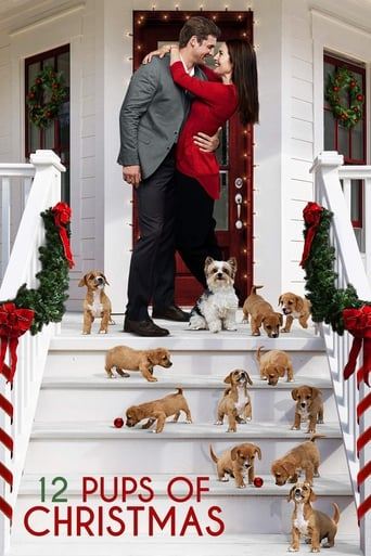 Poster of 12 Pups of Christmas