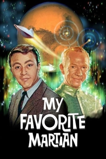 Poster of My Favorite Martian