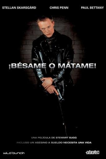 Poster of Bésame o mátame