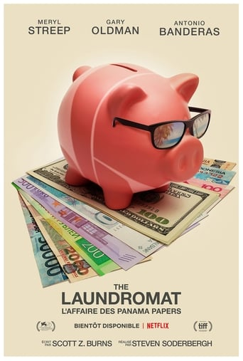 Image du film The Laundromat : L'affaire des Panama Papers