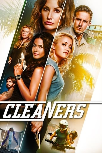 Poster of Cleaners