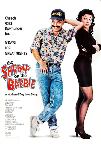 Poster of Shrimp on the Barbie