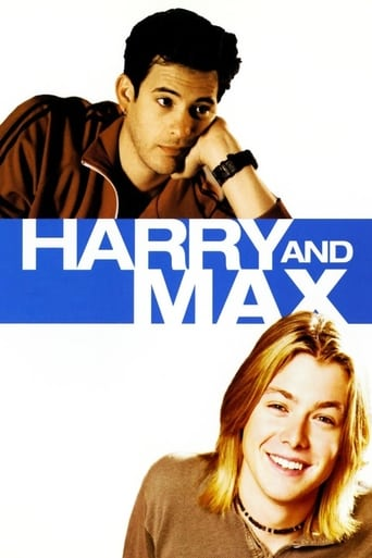 Poster of Harry + Max