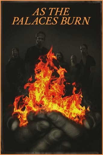Poster of As the Palaces Burn