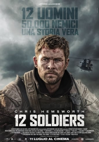 Poster of 12 Soldiers