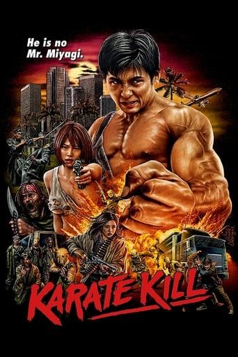 Poster of Karate Kill