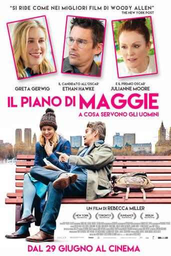 Poster of Il piano di Maggie - A cosa servono gli uomini