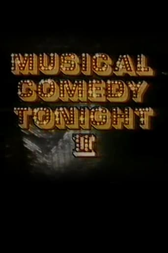 Poster of Musical Comedy Tonight II