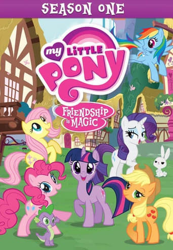 Mano mažasis ponis / My Little Pony: Friendship Is Magic (2010) 1 Sezonas