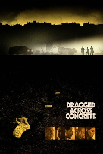 Poster of Dragged Across Concrete