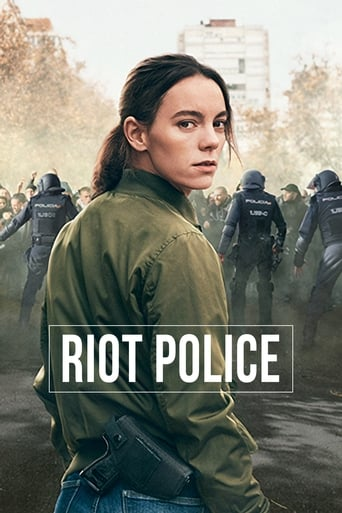 Poster of Riot Police