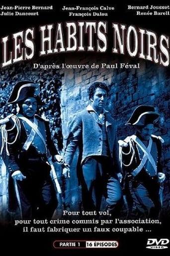 Poster of Les habits noirs