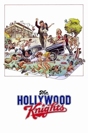 Poster of The Hollywood Knights