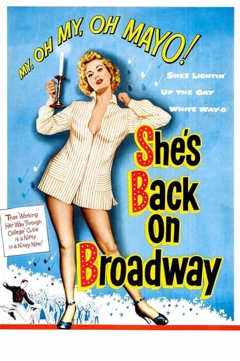 Poster of She's Back on Broadway
