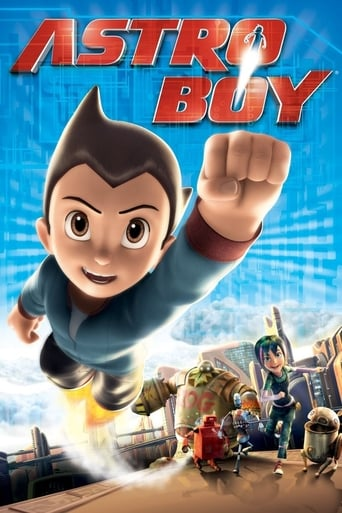 Poster of Astro Boy