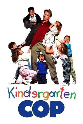 Poster of Kindergarten Cop