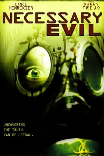 Poster of Necessary Evil