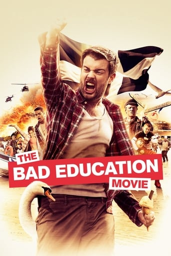 Poster of The Bad Education Movie