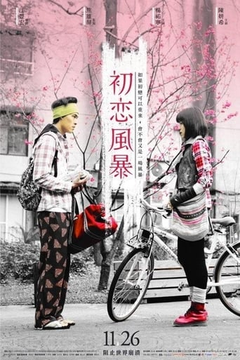 Poster of The Tempests of First Love