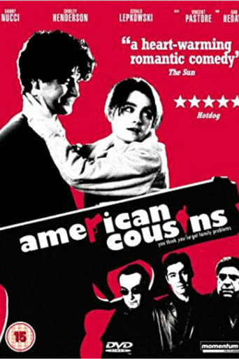Poster of American Cousins