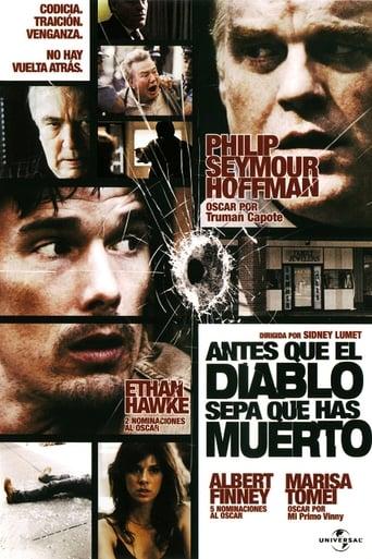 Poster of Antes que el diablo sepa que has muerto