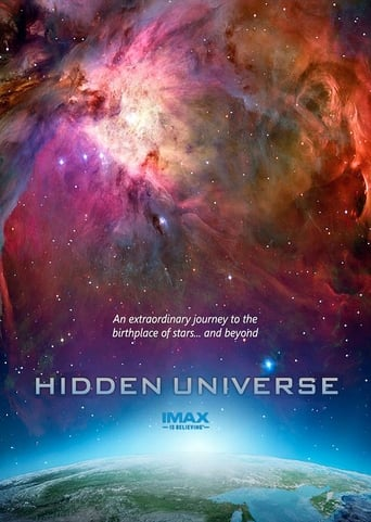 Poster of Hidden Universe 3D