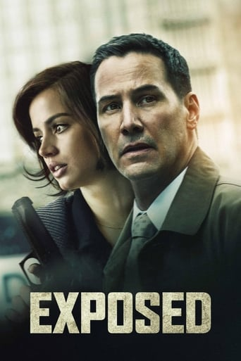 Poster of Exposed