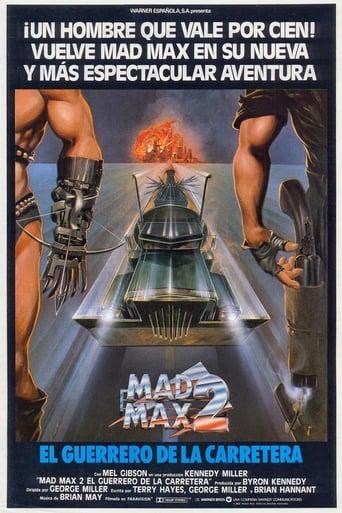 Poster of Mad Max 2: El Guerrero de la Carretera