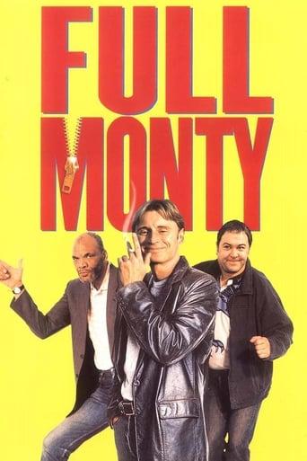 Poster of Full Monty