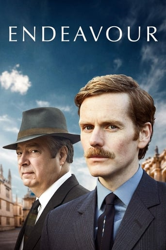 Poster of Endeavour