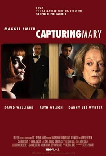Poster of Capturing Mary