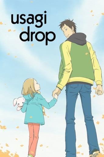 Poster of Usagi Drop
