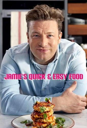 Poster of Jamie's Quick and Easy Food