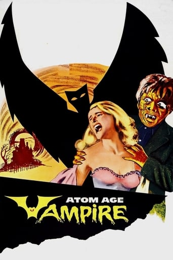 Poster of Atom Age Vampire