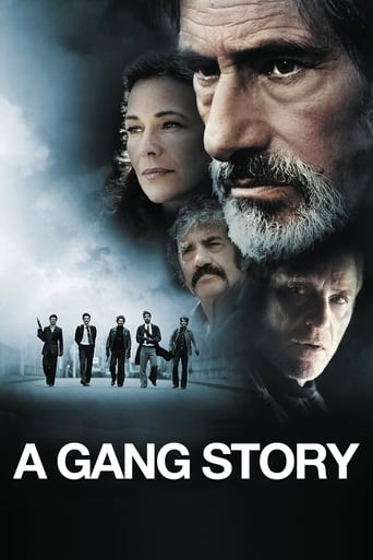A Gang Story poster