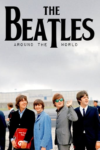 The Beatles: Around the World poster