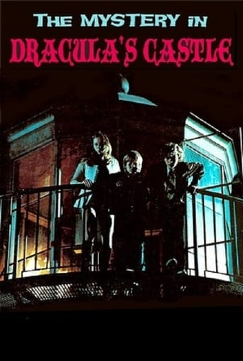 Poster of The Mystery in Dracula's Castle