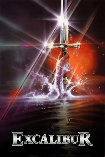 Poster of Excalibur