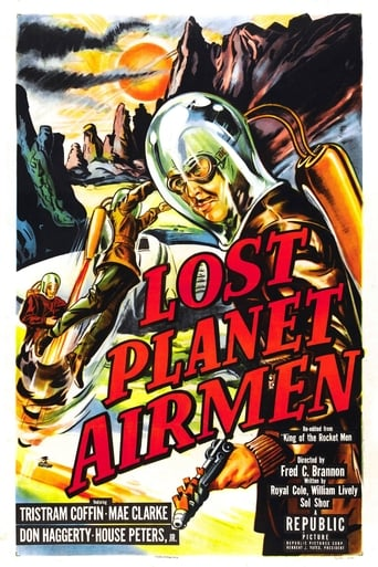Poster of Lost Planet Airmen