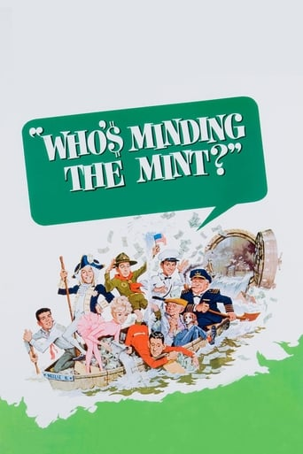 Poster of Who's Minding The Mint?
