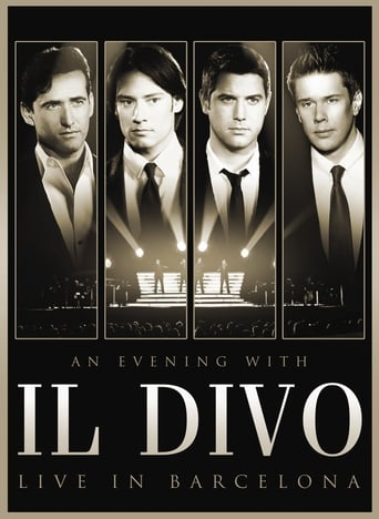 Il divo live in barcelona 2009 torrents torrent butler - An evening with il divo ...