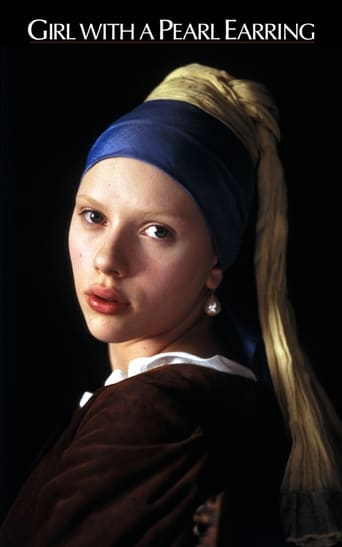 Poster of Girl with a Pearl Earring