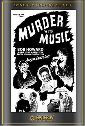 Poster of Murder with Music