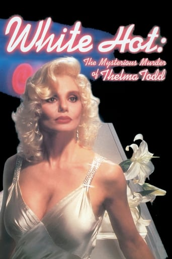 Poster of White Hot: The Mysterious Murder of Thelma Todd