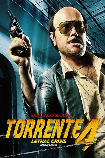 Poster of Torrente 4: Lethal crisis
