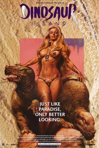 Poster of Dinosaur Island