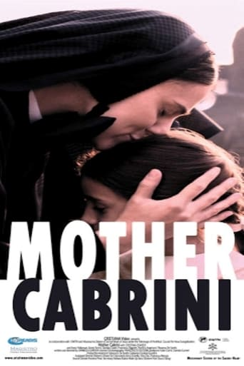 Poster of Mother Cabrini